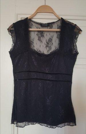 Orsay Blusa in merletto nero
