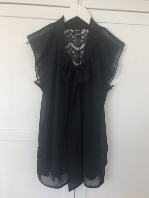 Only Blusa in merletto nero