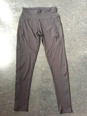 schwarze sport leggins