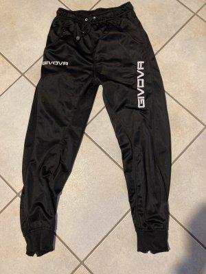 givova Pantalon de sport noir-blanc