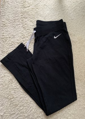 Schwarze Sporthose von Nike Gr. M
