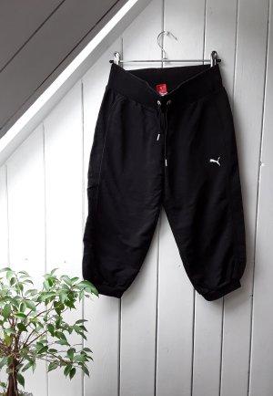 Schwarze Sporthose von Puma