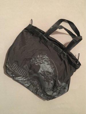 Puma Bolsa de gimnasio negro