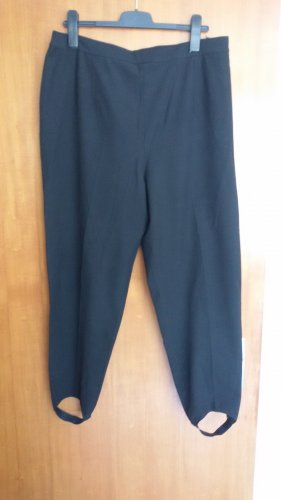 Madison Strapped Trousers black mixture fibre