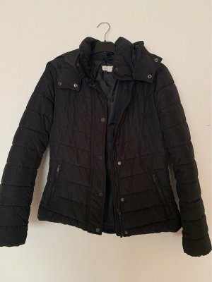 H&M L.O.G.G. Quilted Jacket black