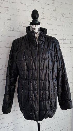 Charles Vögele Quilted Jacket black polyester