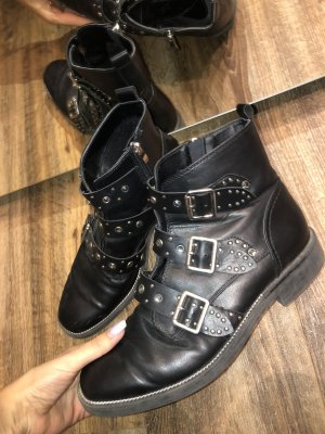 Deichmann Short Boots black