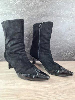 Schwarze Stiefel | Peter Kaiser
