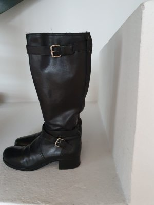 Schwarze Stiefel Prada 38,5