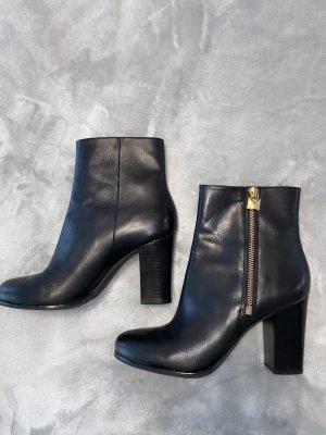 Schwarze Stiefel von Michael Kors