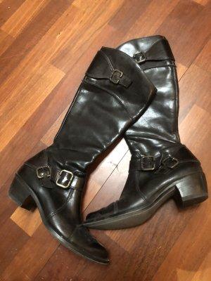 Schwarze Stiefel von Paul Green