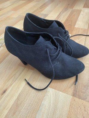 Graceland Stivaletto stringato nero