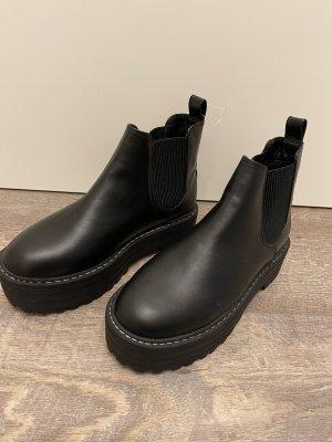 Devided von H&M Booties black