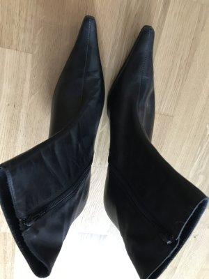 Buffalo London Stivaletto con zip nero