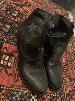 Ovyé Bottillons noir