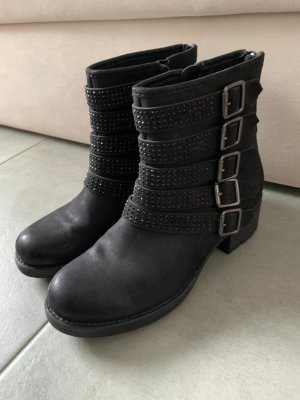 Catwalk Bottine d'hiver noir