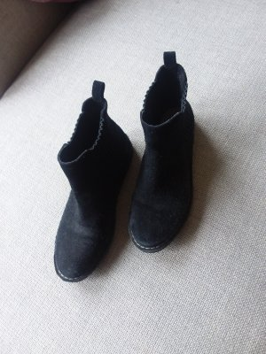Clarks Ankle Boots black