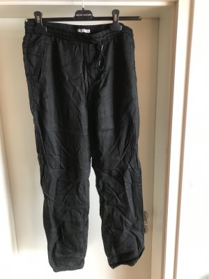 Edc Esprit Pantalón tipo suéter negro