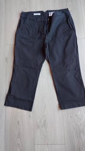 Yessika 3/4 Length Jeans black