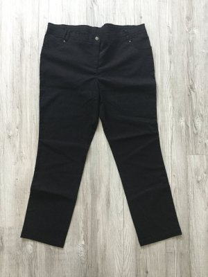 b.p.c. Bonprix Collection Jersey Pants black polyester