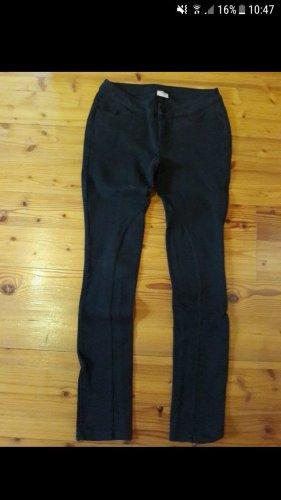 schwarze Stoffhose/Leggings   Esprit