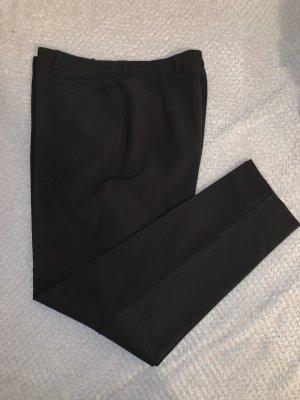 Schwarze Stoffhose mit Bügelfalte von Barisal