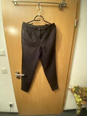 Comma Pantalón de pinza negro