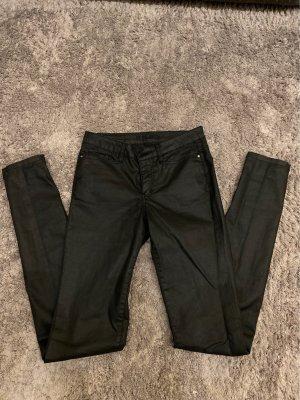 Schwarze Stoffhose von Vera Moda