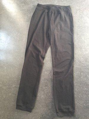 Decathlon Pantalone jersey nero