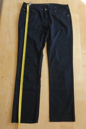 schwarze Stretch-Jeans von woman by Tchibo