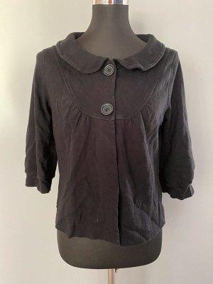 Schwarze Strickjacke / Jacke von H&M, Gr. M