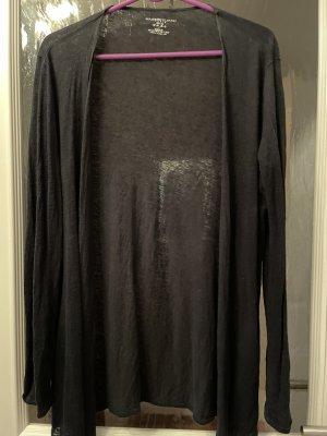 Majestic Shirt Jacket black