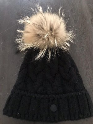 Bogner Fire + Ice Knitted Hat black