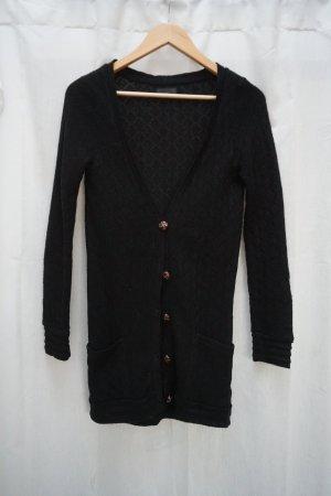 schwarze Strickweste Vero Moda, Strick, Gr. S, NP 35€