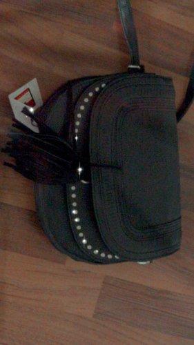 Schwarze stylische Tasche