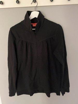 Crivit Sweat Jacket black cotton