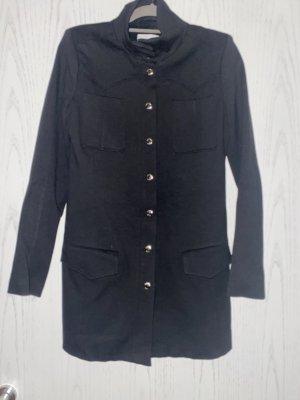 Schwarze Sweatshirt Jacke/ Mantel von Patrizia Pepe Gr.44(38)