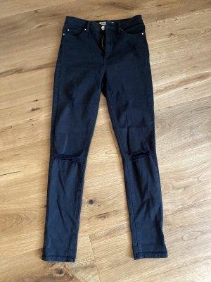 Schwarze Tally Weijl Skinny Jeans