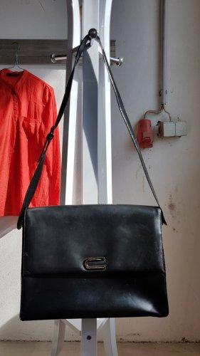 schwarze Tasche, aktenform
