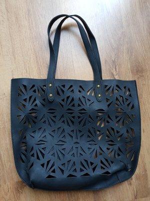 Schwarze Tasche, Handtasche, Schultertasche
