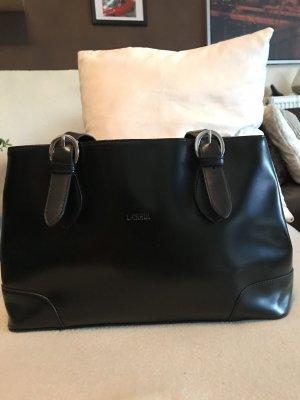 Schwarze Tasche von L. Credi