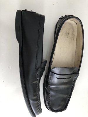 Tod's Zapatos formales sin cordones negro