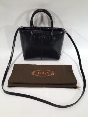 Schwarze TOD´S Leder-Handtasche Crossbody
