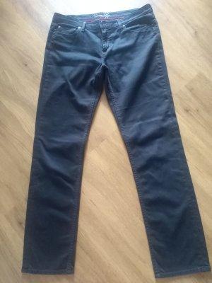 Schwarze Tommy Jeans