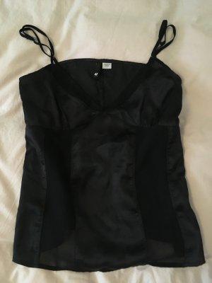 Schwarze Top H&M