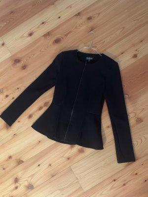 Topshop Chaqueta tipo blusa negro