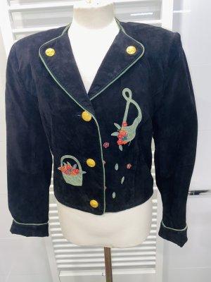 Giorgio Mobiani Tradycyjna kurtka czarny