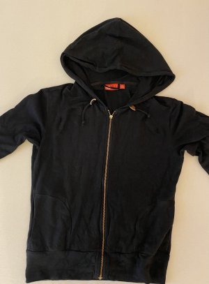 Schwarze Trainingsjacke von Puma