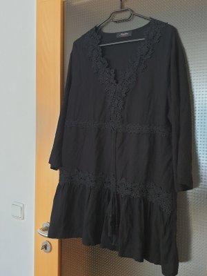 Aniston Tunique de plage noir