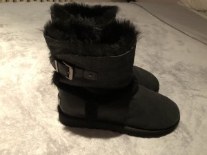 Schwarze Ugg Boots Gr.40